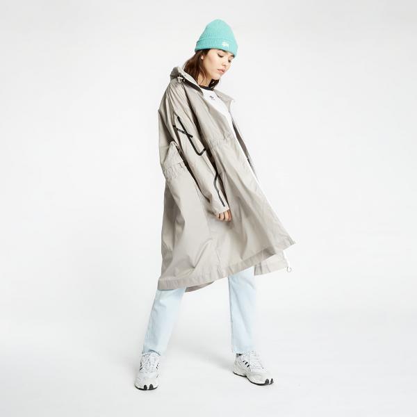 adidas by Stella McCartney Parka Long Lightweight Jacket Light Brown
