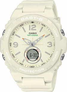 Casio Baby-G BGA 260-7AER krémové
