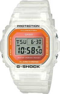 Casio G-Shock DW 5600LS-7ER bílé