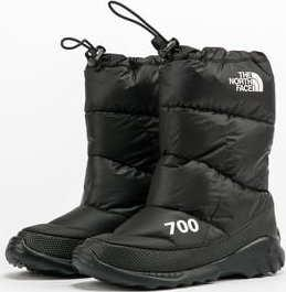 The North Face M Nuptse Bootie 700 tnf black / tnf white