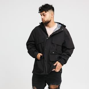 Stüssy Solid Taped Seam Field Jacket černá