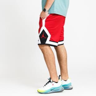 Jordan M J Jumpman Diamond Short červené / bílé / černé