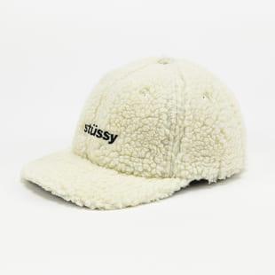 Stüssy Sherpa Fleece Low krémová