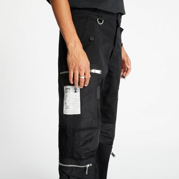 HERON PRESTON Pants Black
