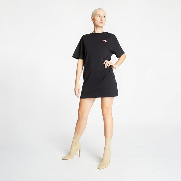 Nike Sportswear Festival Dress Black/ Digital Pink