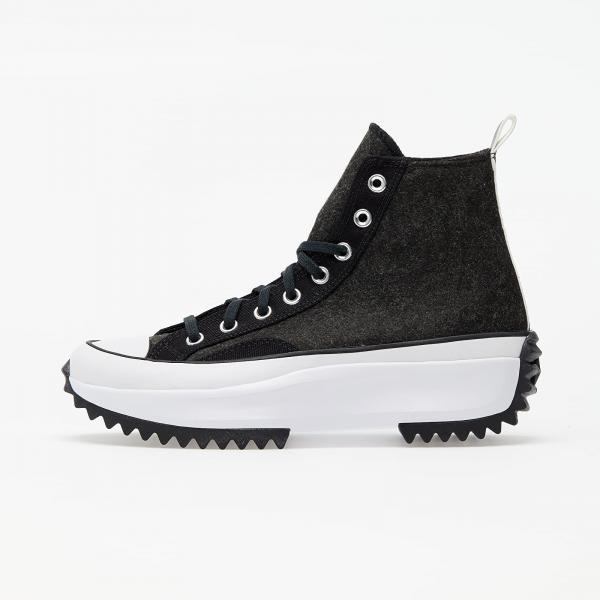Converse Run Star Hike Black/ Silver/ White