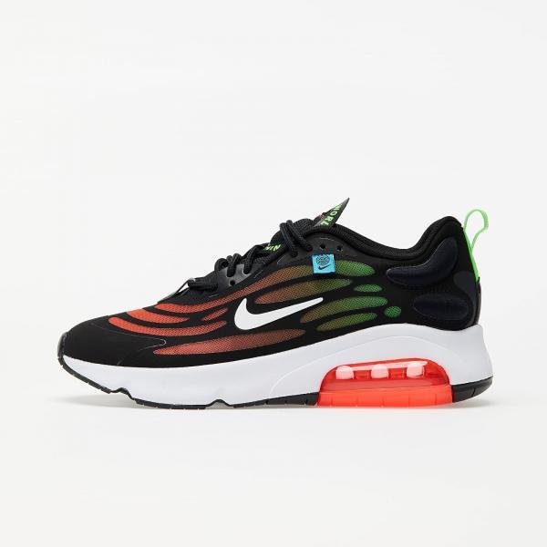 Nike Air Max Exosense SE Black/ White-Flash Crimson-Green Strike