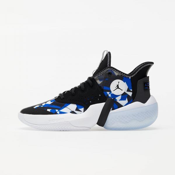 Jordan React Elevation Black/ Racer Blue-White-Ice