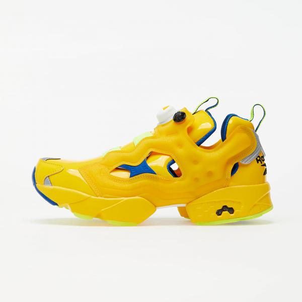 Reebok x Minions Instapump Fury MU Primal Yellow/ Solar Yellow/ Humble Blue
