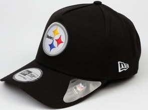 New Era 940 Aframe NFL Closed Steelers černá