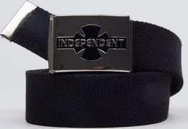 INDEPENDENT Clipped Belt černý