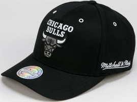 Mitchell & Ness Snapback Chicago Bulls černá / šedá