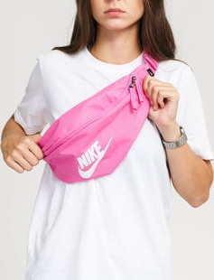 Nike NK Heritage Hip Pack růžová