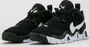 Nike Air Barrage Low black / white - whte