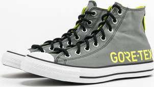 Converse Chuck Taylor All Star GTX Hi limestone grey / lemon venom