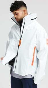 adidas Performance Myshelter Jacket bílá