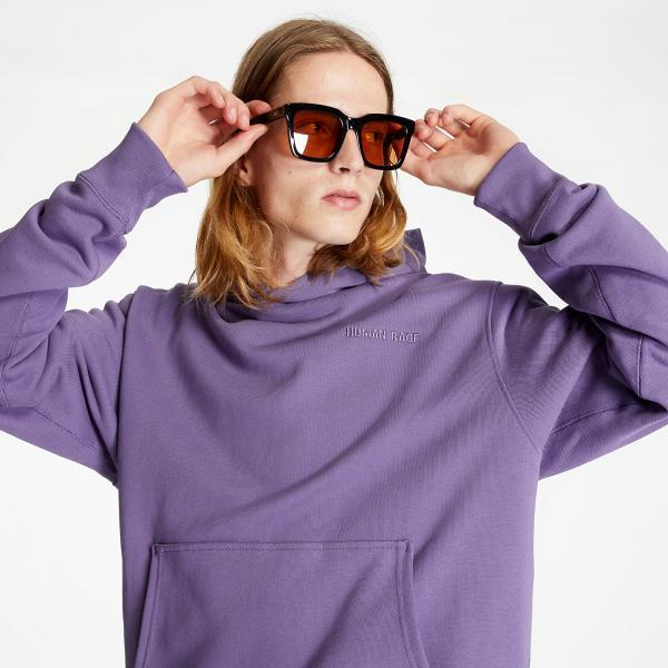 adidas x Pharrell Williams Basics Hoodie Tech Purple