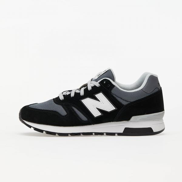 New Balance 565 Black/ Grey