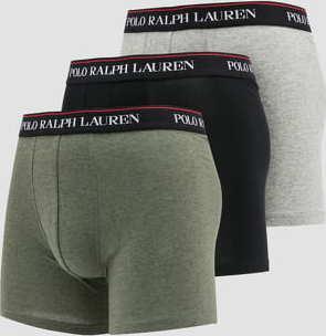 Polo Ralph Lauren 3Pack Stretch Cotton Boxer Brief