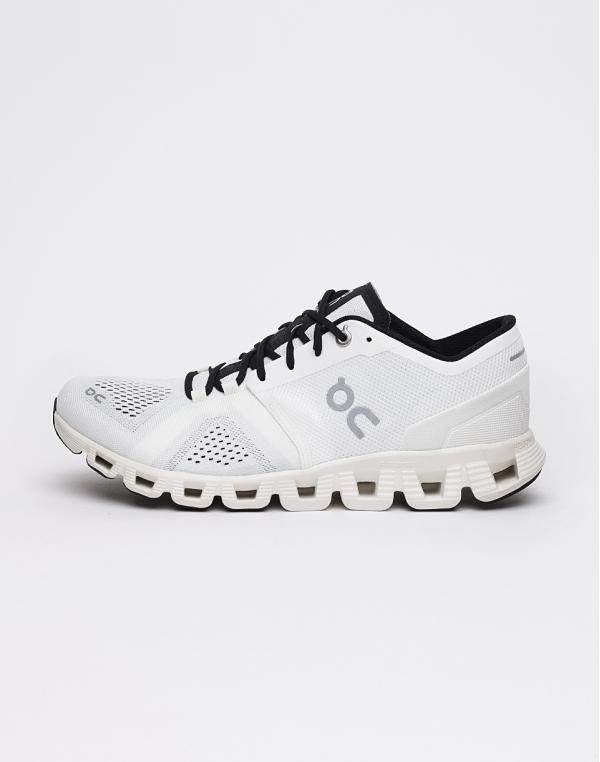 On Running Cloud X White/Black 44