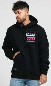 Mass DNM Heat Hoody černá