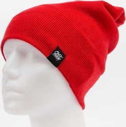 F*CK THEM 2-Style Beanie červený