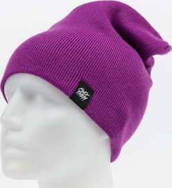 F*CK THEM 2-Style Beanie fialový