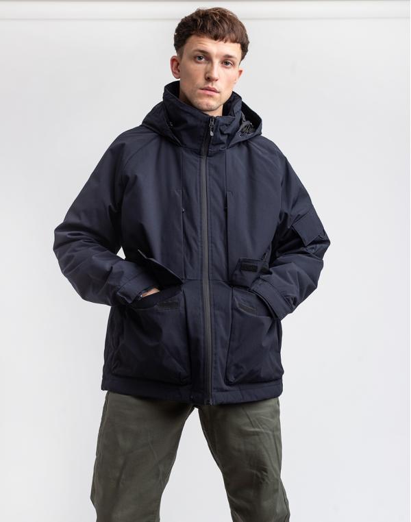 Carhartt WIP Bode Jacket Dark Navy L