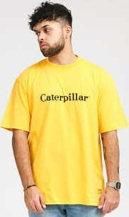 CATERPILLAR Basic Tee žluté