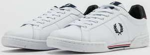 FRED PERRY B722 Leather white