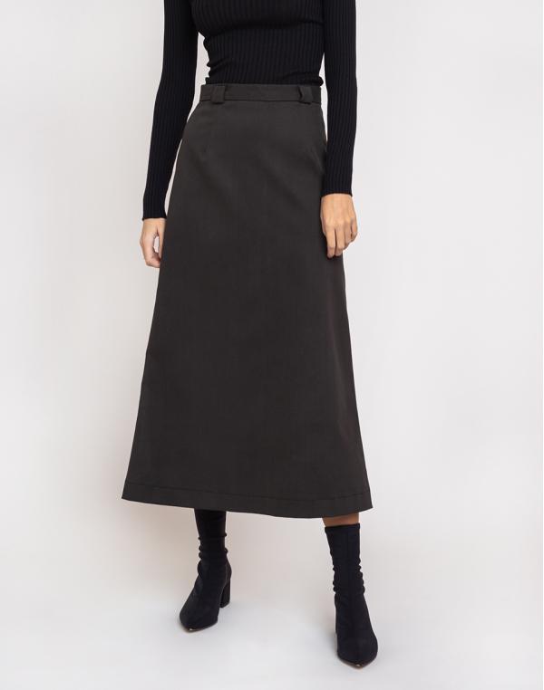 FL Midi Skirt Black S