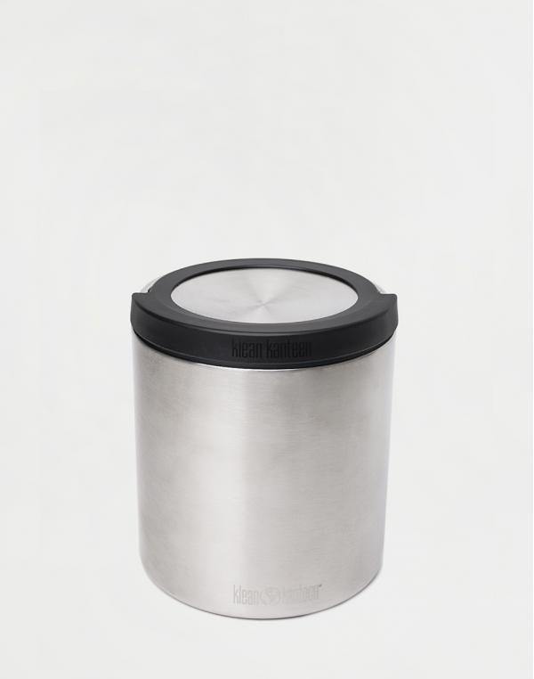 Klean Kanteen TKCanister 473 ml (w/Insulated Lid) Brushed Stainless