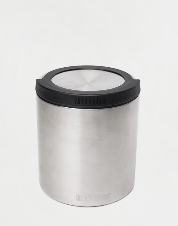 Klean Kanteen TKCanister 946 ml (w/Insulated Lid) Brushed Stainless