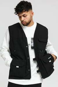 CATERPILLAR Fashion Vest černá