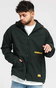 CATERPILLAR Basic Outdoor Jacket tmavě olivová