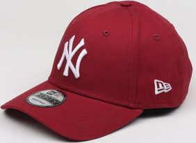 New Era 940 League Essential NY C/O vínová