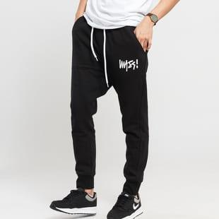 Mass DNM Signature Sweatpants černé
