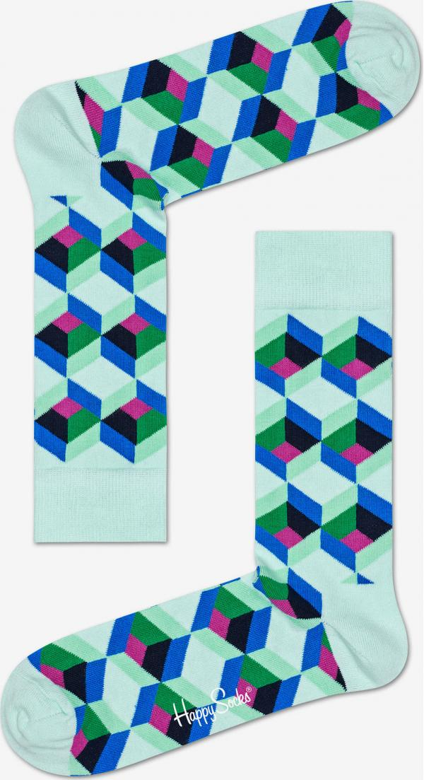 Optiq Square Ponožky Happy Socks