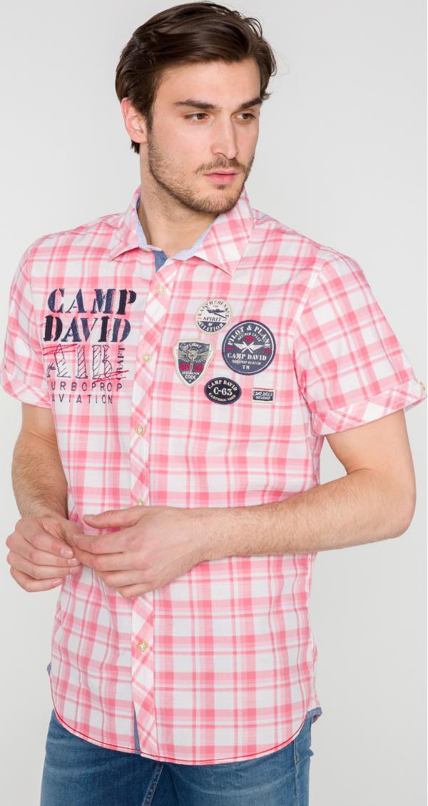 Košile Camp David