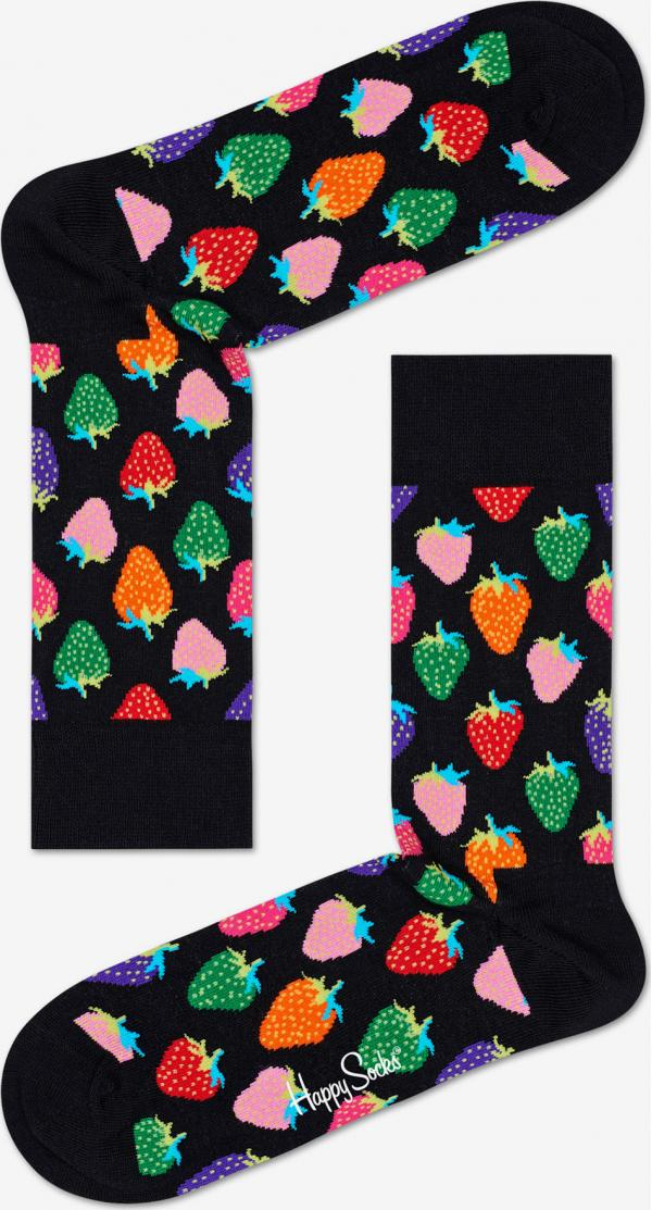 Strawberry Ponožky Happy Socks