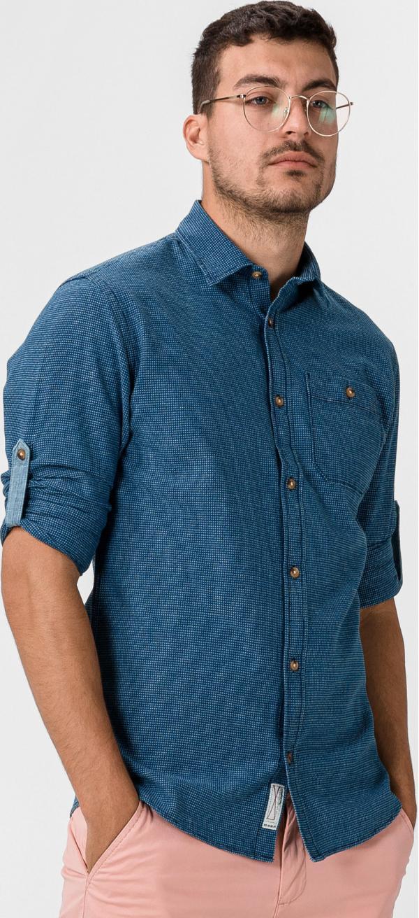 Blue Aston Košile Jack & Jones