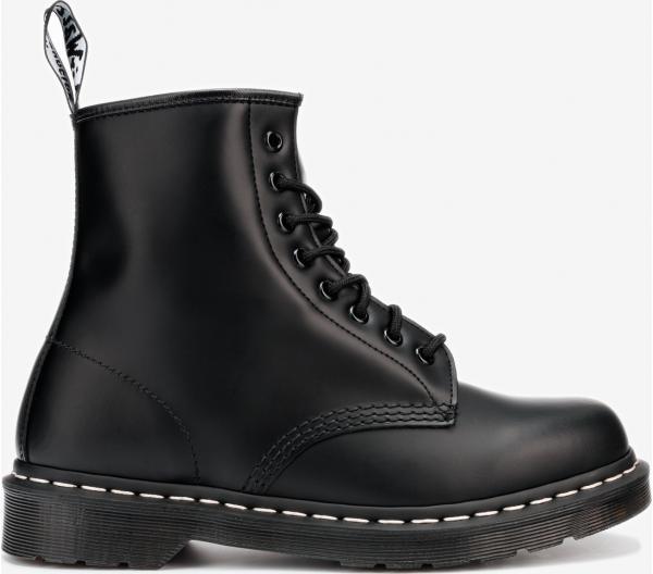1460 Contrast Stitch Smooth Leather Kotníková obuv Dr. Martens