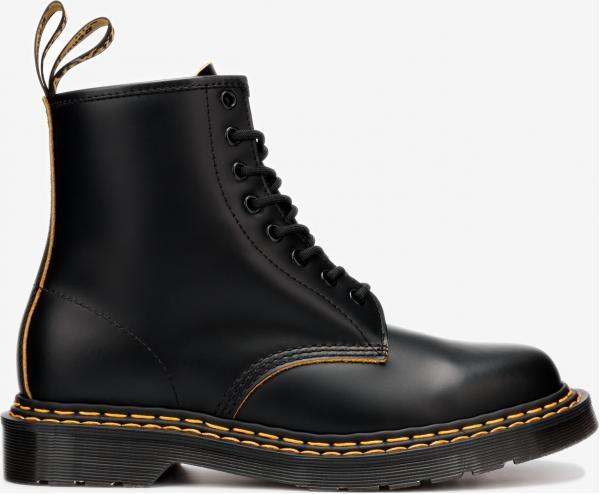 1460 Double Stitch Leather Lace Up Kotníková obuv Dr. Martens