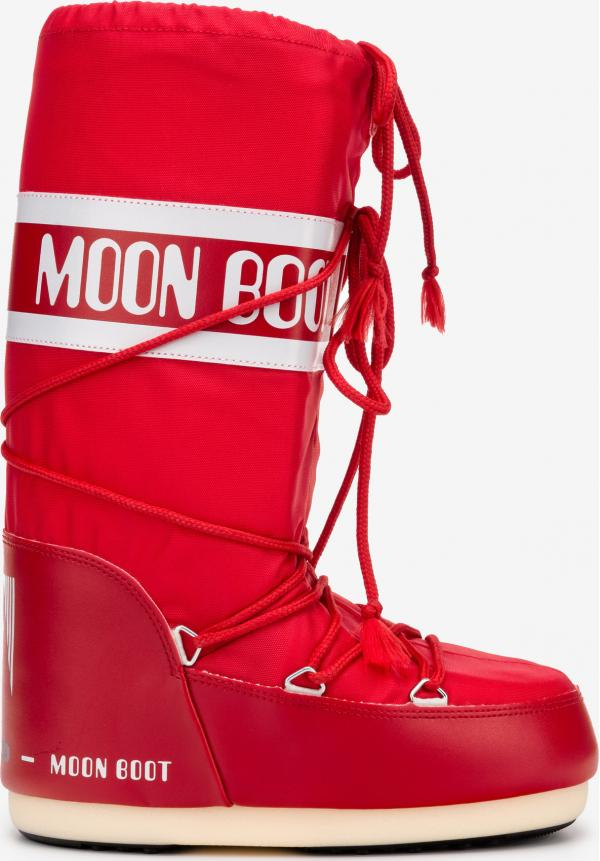 MB Nylon Sněhule Moon Boot