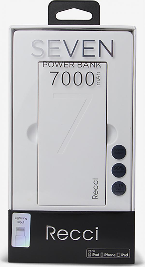 Recci externí baterie 7000 mAh Epico