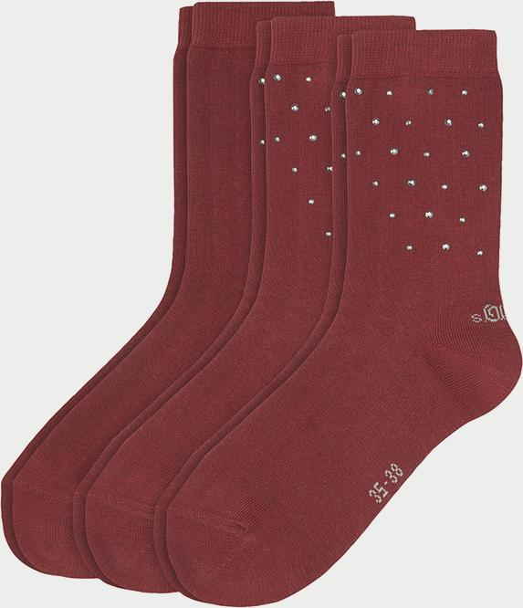 Ponožky s.Oliver S20548-3750 - 3 Pack