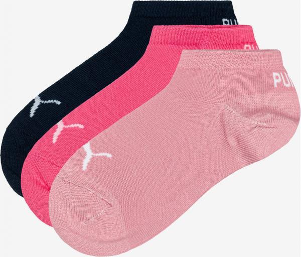 Ponožky 3 páry dětské Puma