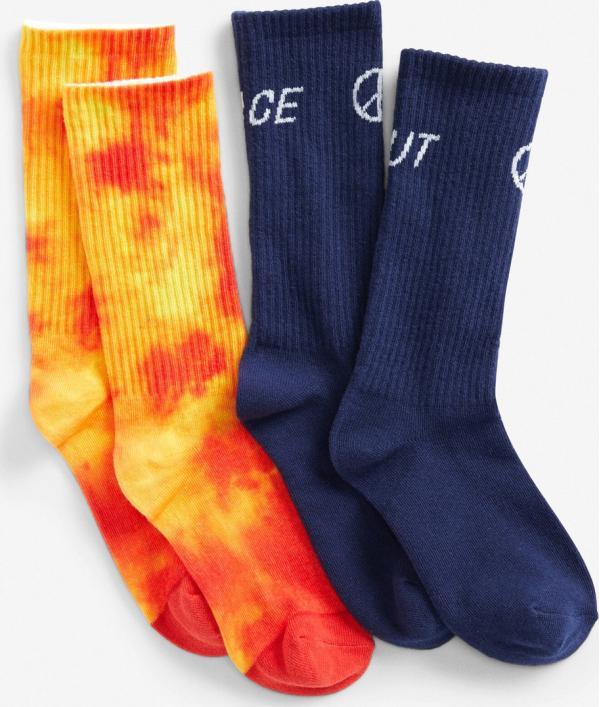 Ponožky dětské 2 páry GAP
