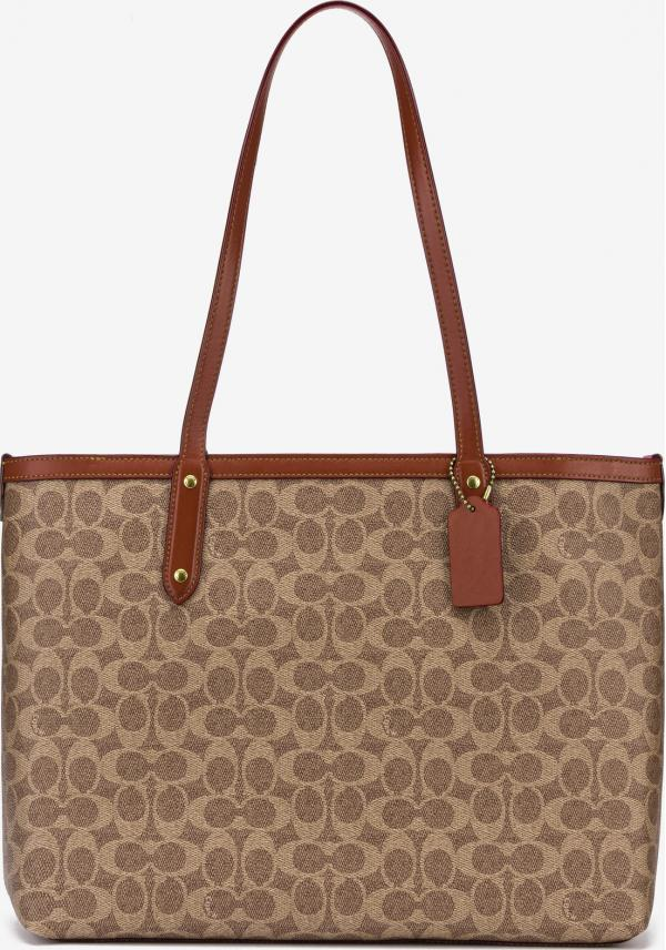 Signature Central Tote Kabelka Coach