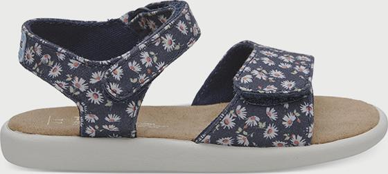 Sandály Toms Navy Ditzy Daisy Tn Strapy Sand